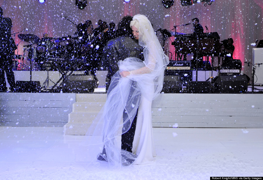 Michaele Schon And Neal Schon Wedding