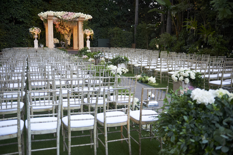 beverly hills wedding, sacks productions