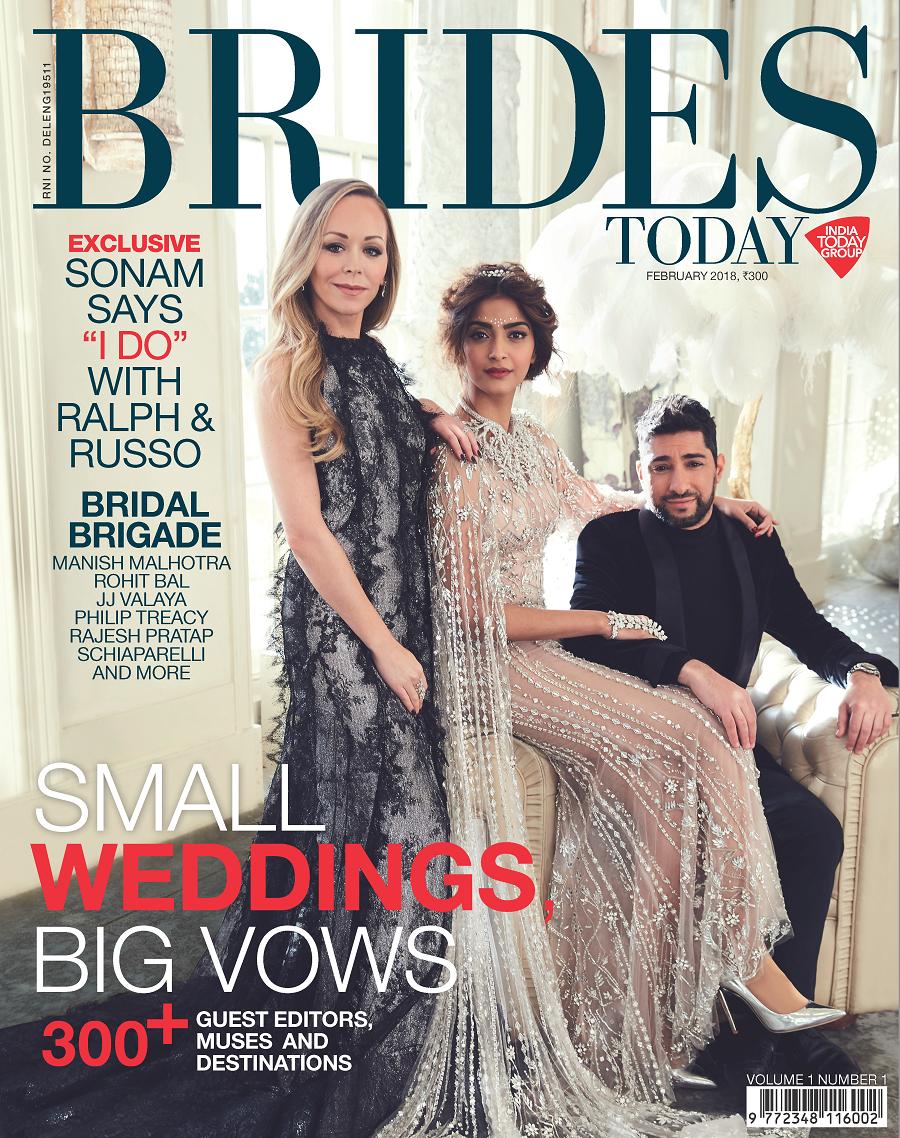 Brides Today, Sharon Sacks