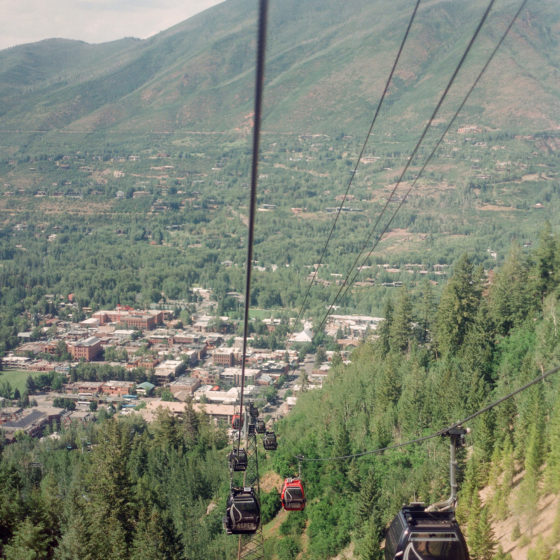 Aspen, Colorado Sacks Productions Stevi and Eric